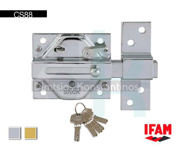 IFAM CS88 RIM LOCK