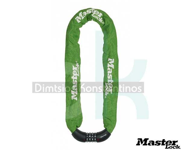 MASTER LOCK 8392 ΑΛΥΣΙΔΑ