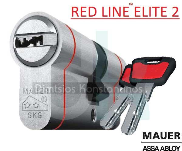 MAUER RED LINE ELITE 2